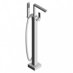 Напольный смеситель для ванны с ручным душем CEZARES MOLVENO-VDP