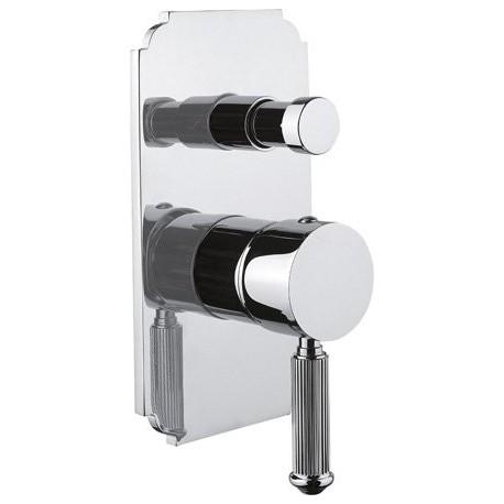 Встраиваемый смеситель для душа с переключателем CEZARES OLIMP-VDIM