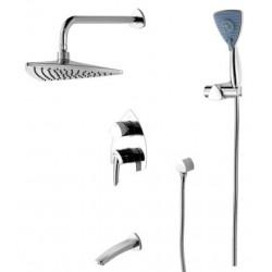 Смеситель для ванны и душа встраиваемый – LM3522C