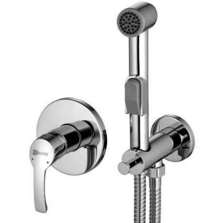 Встраиваемый смеситель с гигиеническим душем – LM1119C