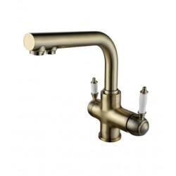 Смеситель для кухни с подключением к фильтру с питьевой водой – LM4861B