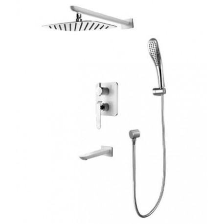 Смеситель для ванны и душа встраиваемый – LM4922CW